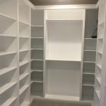 Glenelg Custom Home Closet