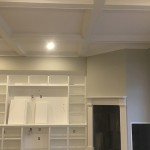 Woodbine Coffered Ceiling