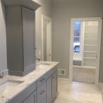 Woodbine Double Vanity Master Bathroom