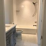 Howard County New Construction Bathroom