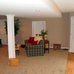 Carroll County Finished Basement