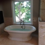 Carroll County Master Bathroom