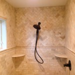 Howard County Custom Shower