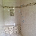 Howard County Master Shower