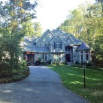 Baltimore County Custom Stone Home