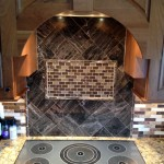 Carroll County Tile Backsplash