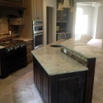 Columbia Custom Kitchen Island