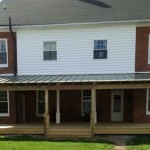 Carroll County Back Porch Addition