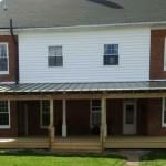 Carroll County Back Porch Addition