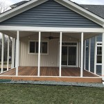 Howard County Craftsmen Back Porch