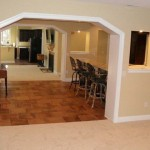 Howard County Finished Basement
