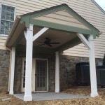 Mt. Airy Side Porch Addition