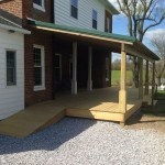 Westminster Covered Porch Addition