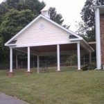 Woodbine Carport Addition